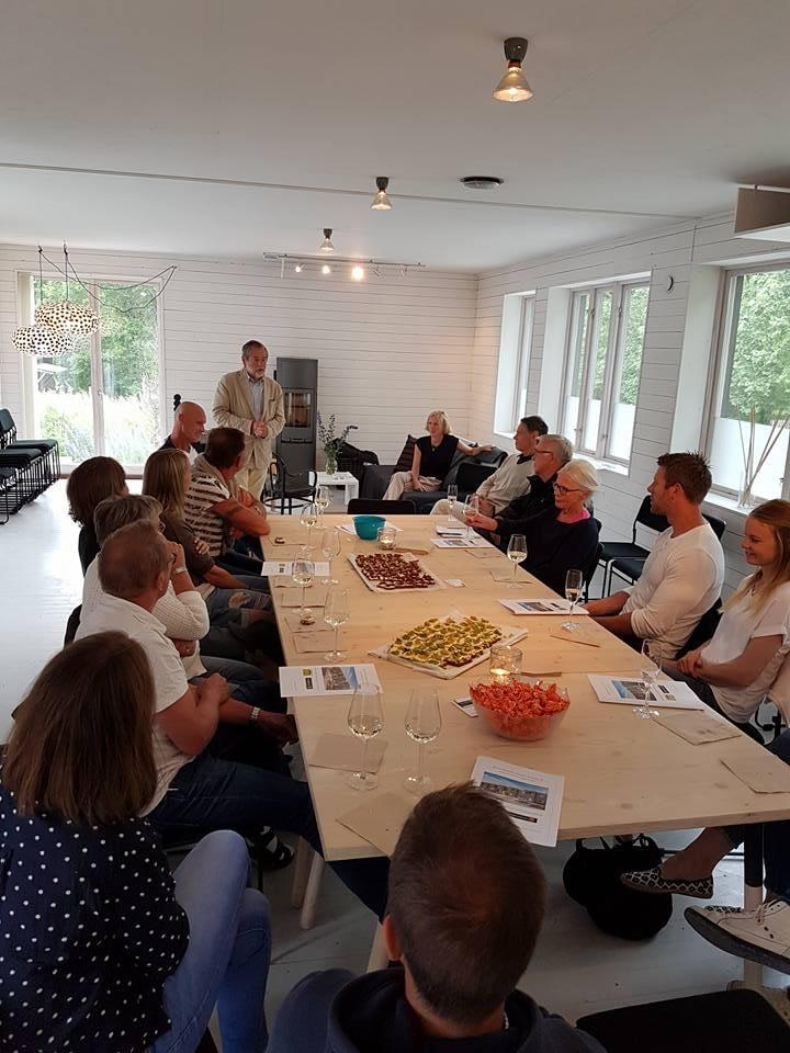 Idag har Gotlandsbyggen och Hemsehem tagit det första spadtaget för Kv Malajen ... 4