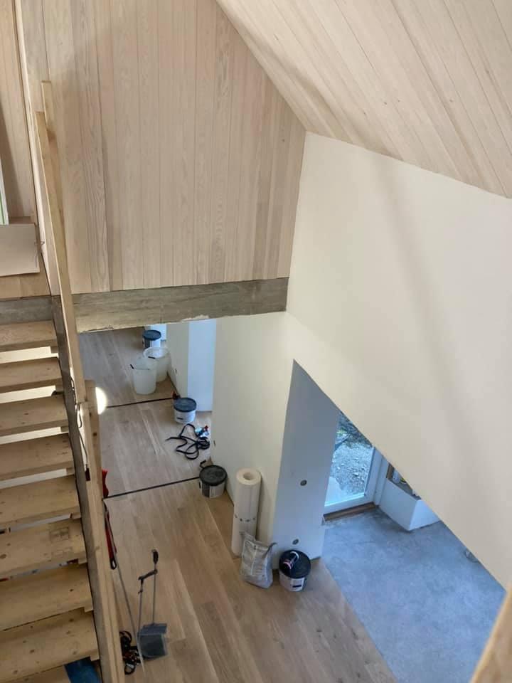 Idag är vi på Fårö och besöker några fina projekt som vi håller på med. Detta ... 5