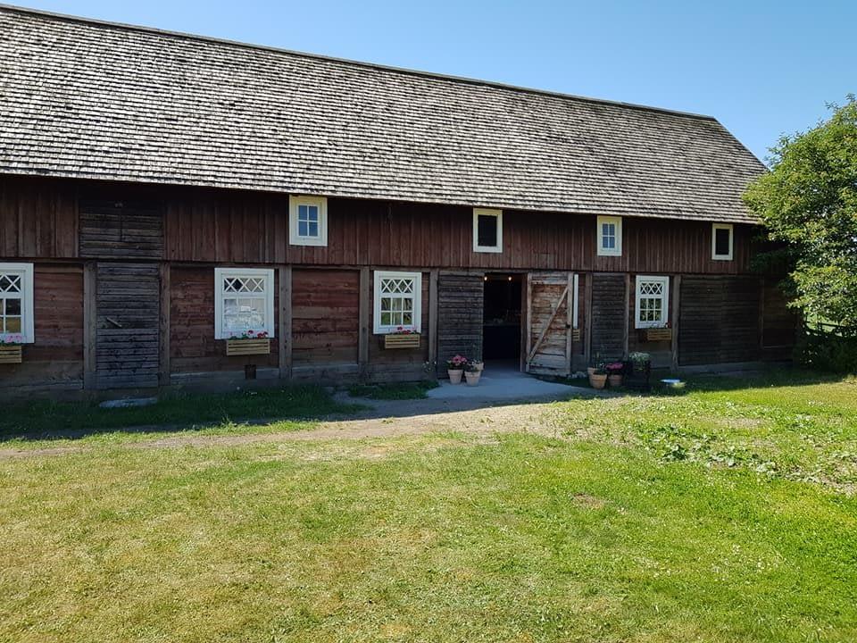 Idag har jag varit på invigning av Petesgården Gotlandsbyggen har haft möjli... 1