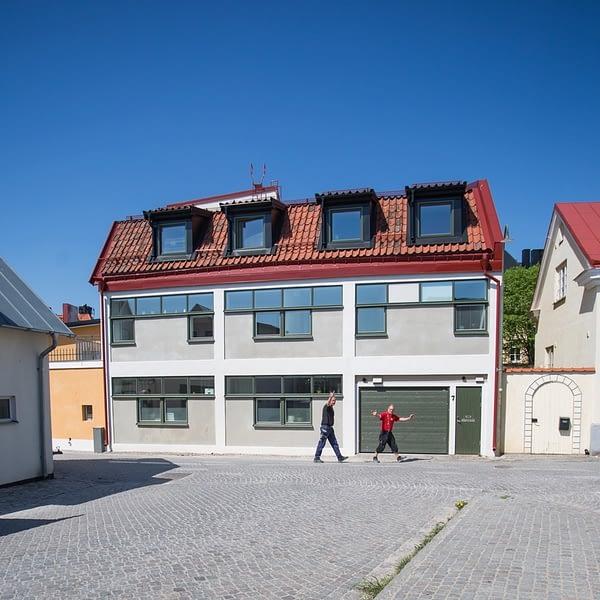 Byggentreprenad - Vi bygger framtiden 2