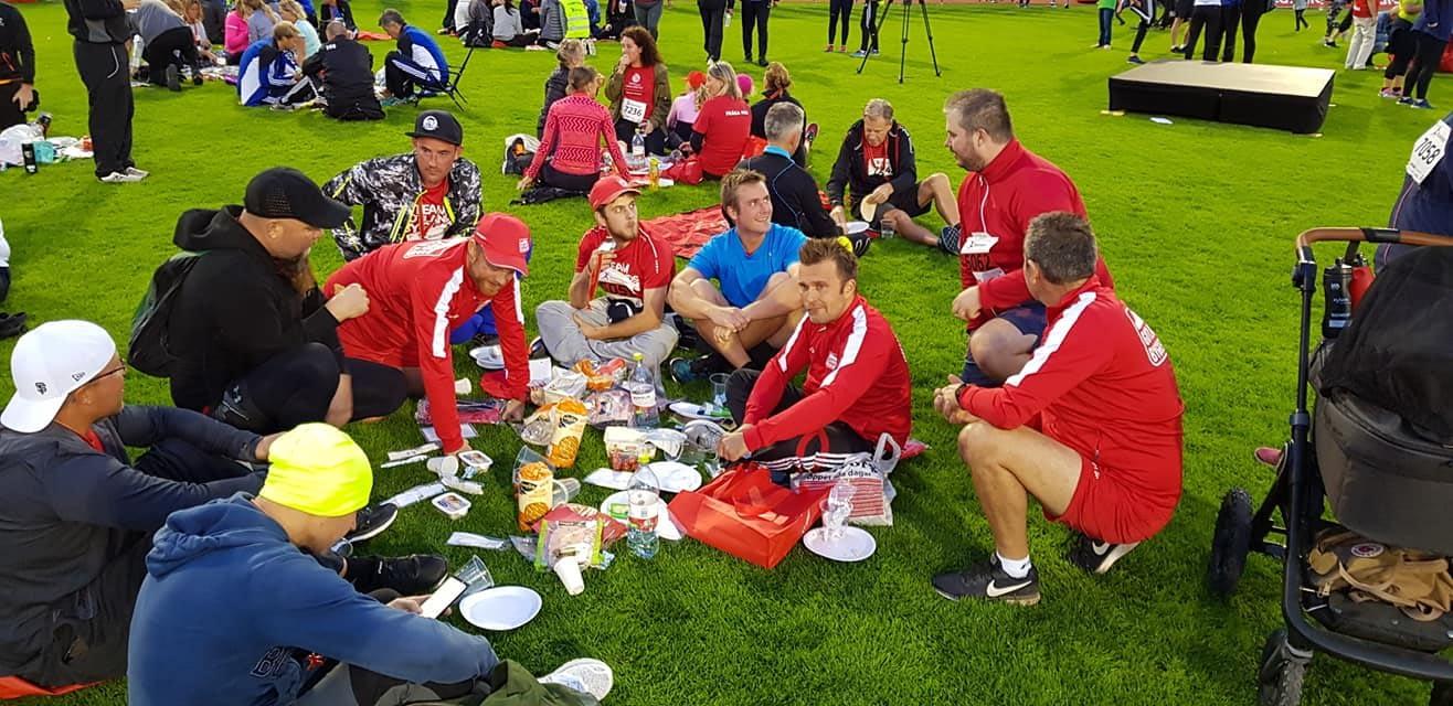 Då har alla kommit i mål i 2018 års blodomlopp Team Gotlandsbyggen. Nästa år ä... 2