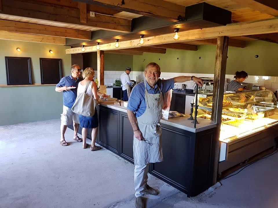 Idag har jag varit på invigning av Petesgården Gotlandsbyggen har haft möjli... 2