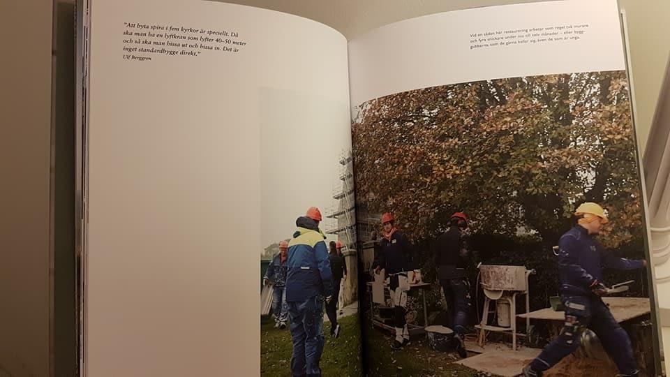 Nu har boken om Gotlandsbyggen kommit. I boken kan man läsa ända ifrån starte... 3