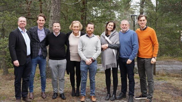 Årsstämma i Tilleike AB där Gotlandsbyggen och Hemsehem är en stor del. Det gå... 1
