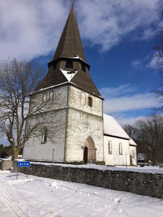 Gotlandsbyggen har fått i uppdrag att utföra restaurering av Alva kyrka. Vi på... 1