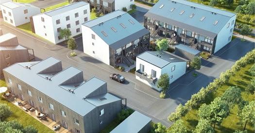 Signallottan, nya bostadsrätter i Visby - GOTLANDSBYGGEN AB 1