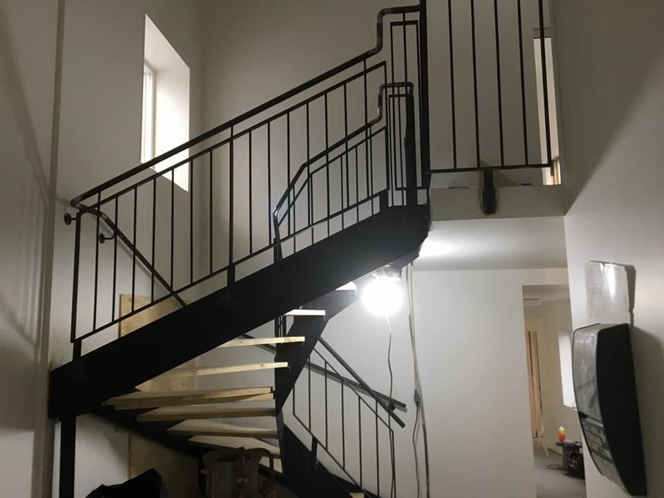 Skölden 18 på adelsgatan pågår för fullt. Lägenheterna börjar ta form och snar... 1