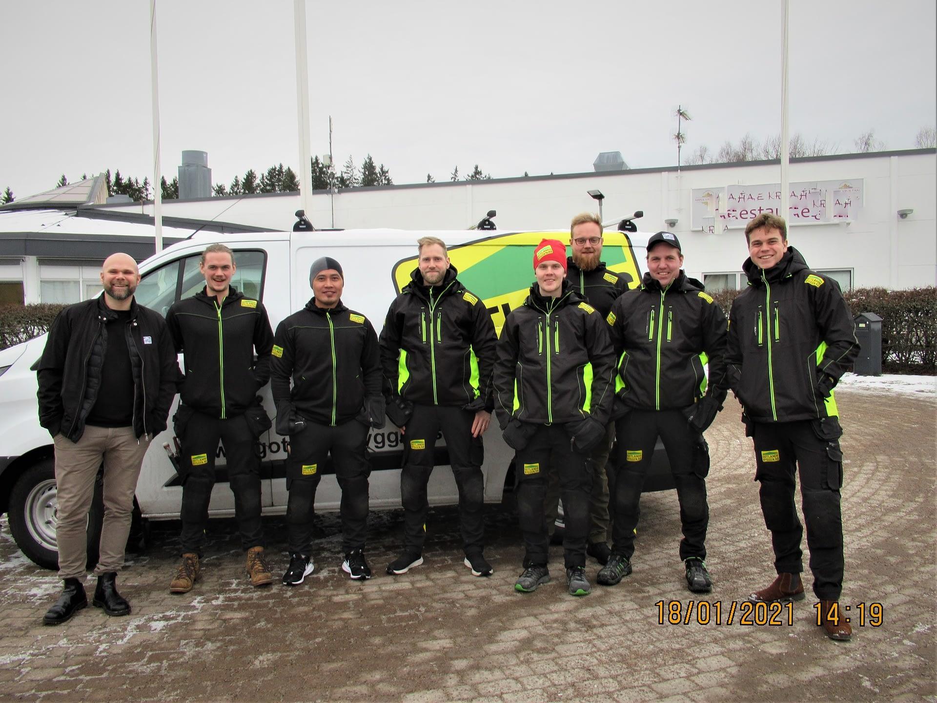 Nu är vi äntligen igång i Växjö. Vi finns på Annavägen 3. Vill ni ha offert el... 2